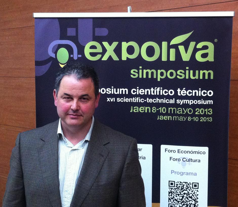 Pablo Ramos en Expoliva 2013