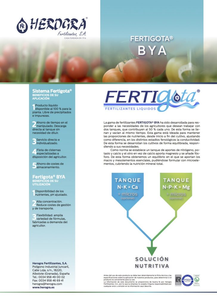 Fertigota BYA