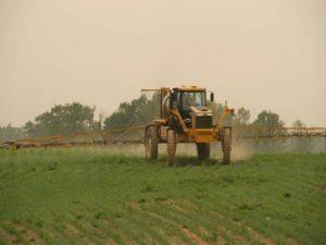 Abonado en cultivos extensivos