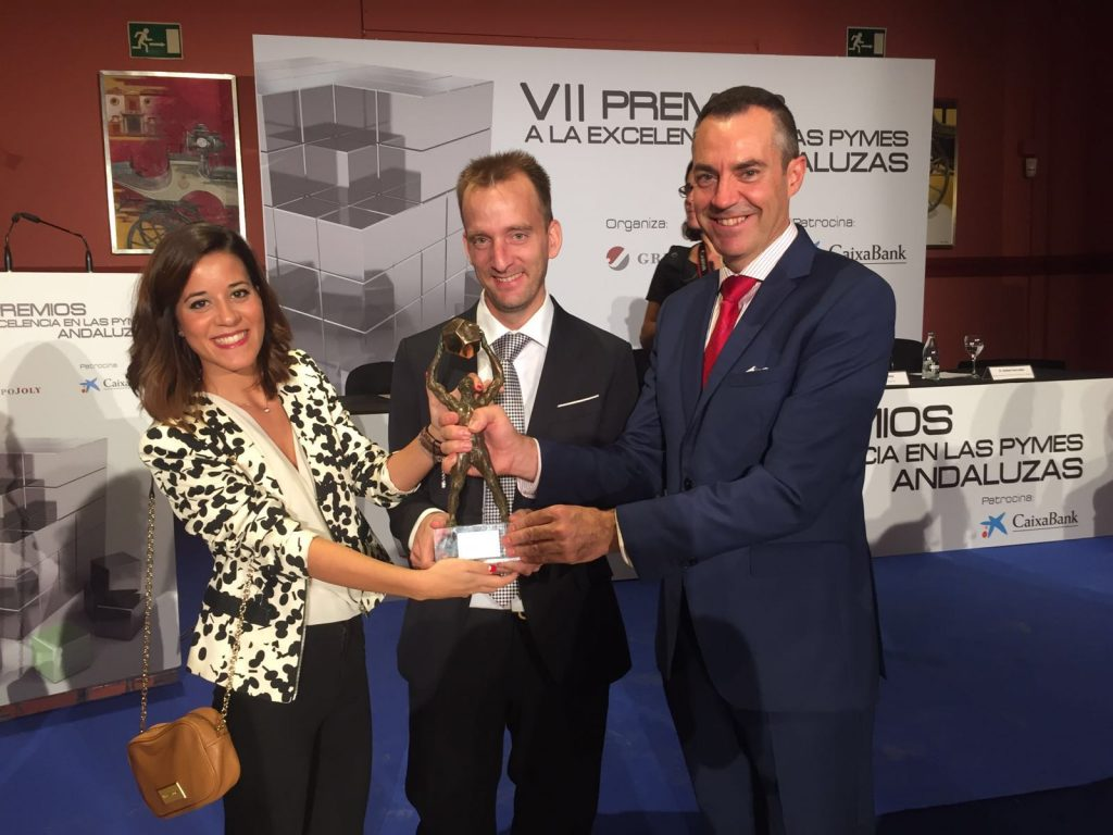Premio Excelencia Pyle Andaluza
