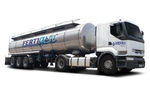 camion cisterna fertigota